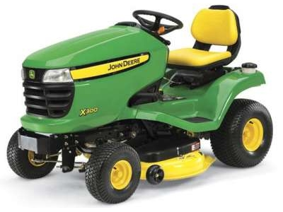 Twin Cylinder Ride on Mower Service