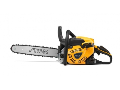 "Stiga SP466 18"" chainsaw"