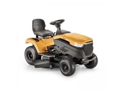 Stiga Tornado 2098H side discharge mower.