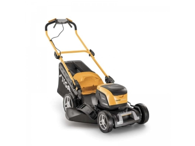Stiga Combi 43 SQ DAE - Self propelled battery lawnmower