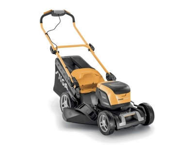 Stiga Combi 43 Q DAE - Hand propelled battery lawnmower