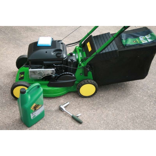 Rotary mower PUSH Service