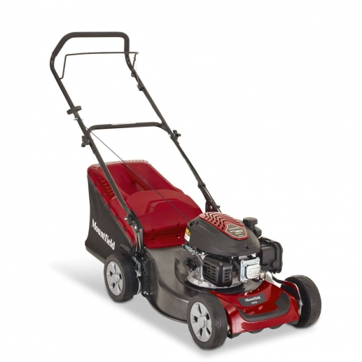 The new Mountfield HP46 push mower