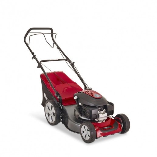 The 46cm Mountfield SP46 Elite mower with Honda engine